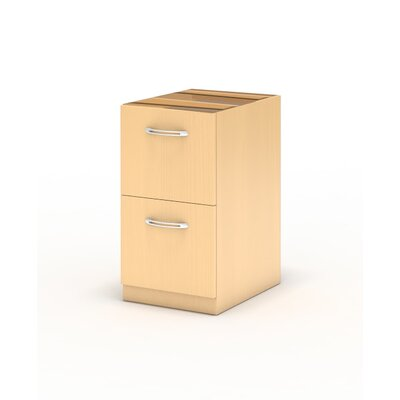 Mayline Group Aberdeen Series Credenza Pedestal