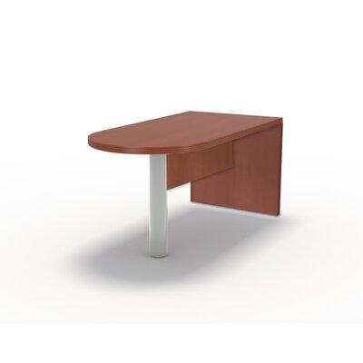Mayline Group Aberdeen Freestanding Peninsula Desk