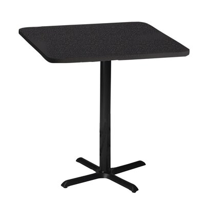 Mayline Group Bistro Series Square Gathering Table