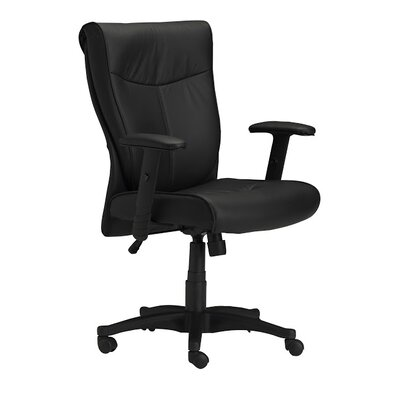 Mayline Group Mid-Back Office Chair with Arms