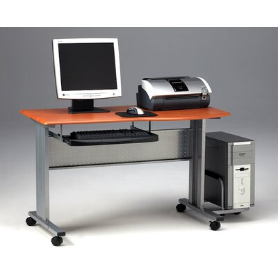 Mayline Group Eastwinds Crosswinds Small Office Computer Table