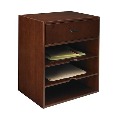 Mayline Group Sorrento Horizontal Hutch Organizer