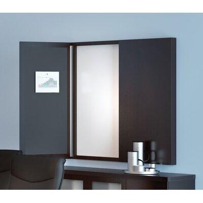 Mayline Group Aberdeen Laminate Presentation 4' x 4' Whiteboard