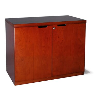 "Mayline Group Mira 36"" Hinged Credenza"