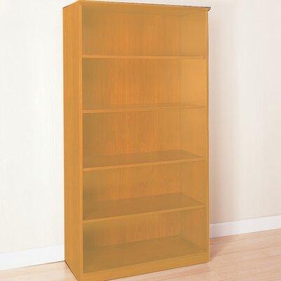 """Mayline Group 5 Shelf 68"""" Bookcase"""