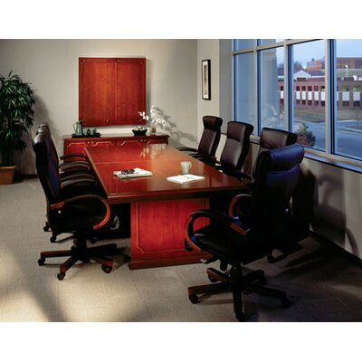 Mayline Group 10' Toscana Rectangular Conference Table