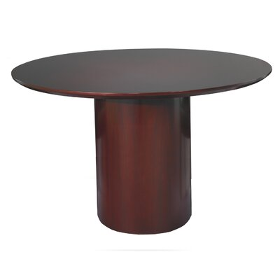 "Mayline Group 48"" Napoli Round Conference Table"
