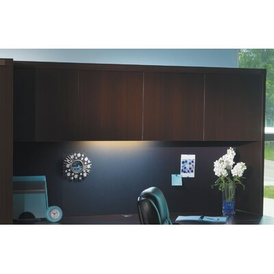 Mayline Group Aberdeen Hutch Fabric Tack Panel