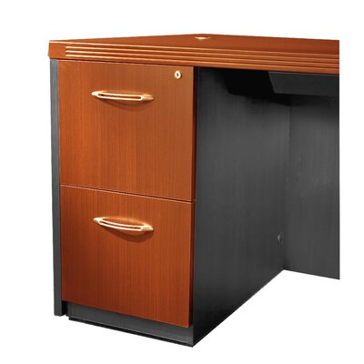 "Mayline Group Aberdeen 27.5"" H x 15.25"" W Desk Pedestal"