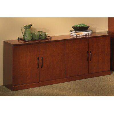 Mayline Group Sorrento Low Wall Cabinet