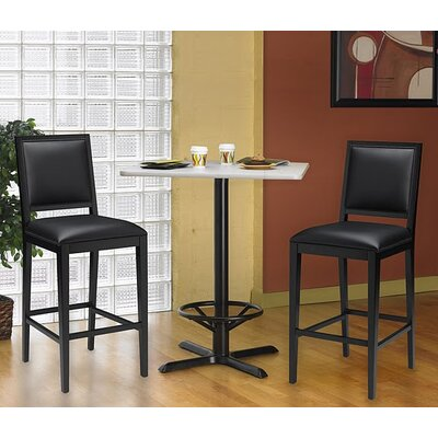 Mayline Group Bistro Series Foot Ring for High Base Gathering Table