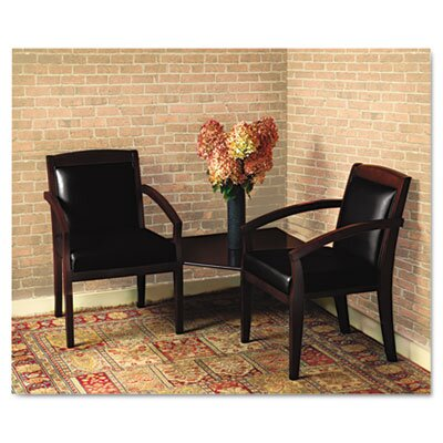 Mayline Group Mercado Series Wood Guest Chair
