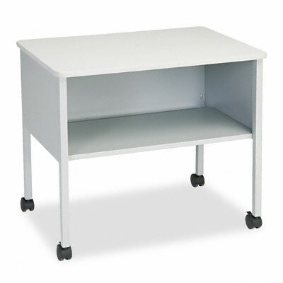 Mayline Group Desk with Casters