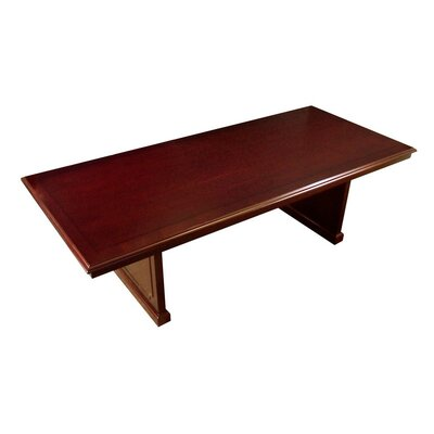 Mayline Group 8' Toscana Rectangular Conference Table