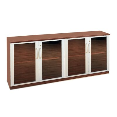 Mayline Group Napoli Low Wall Cabinet