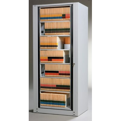 Mayline Group ARC Rotary File: ARC-in-the-Box Letter-Depth File Unit