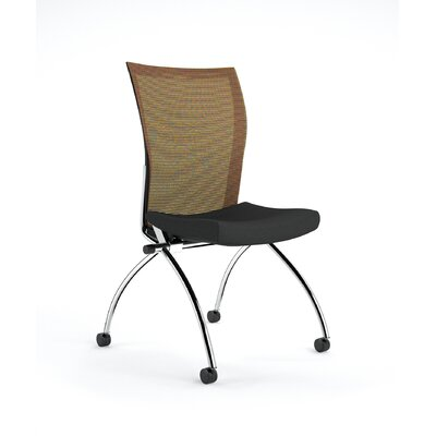 Mayline Group Reflections High Back Armless Chair