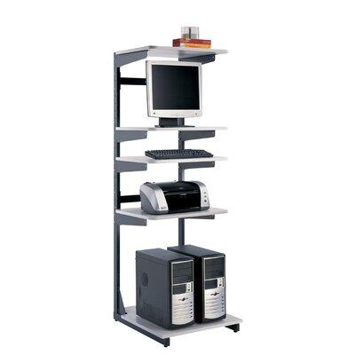 Mayline Group IT Furniture Server Station