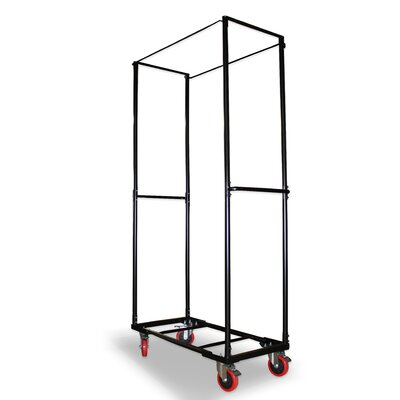 Mayline Group Event Folding Chair Stack Cart