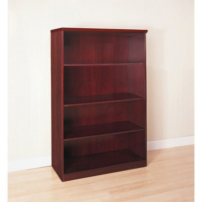 Mayline Group Luminary 4 Shelf Bookcase