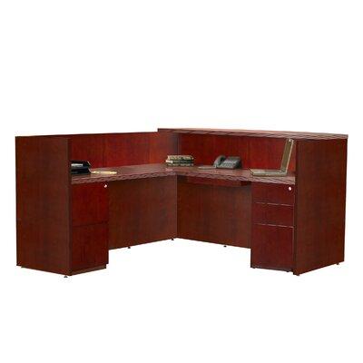 Mayline Group Luminary Series Reception Desk