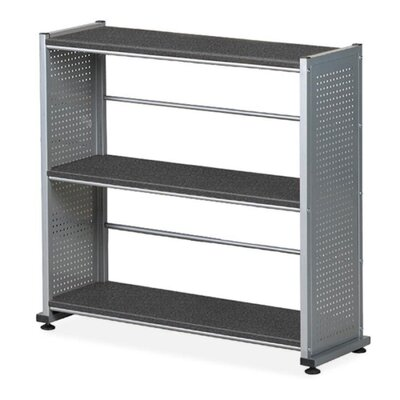 Mayline Group Eastwinds 3 Shelf Bookcase