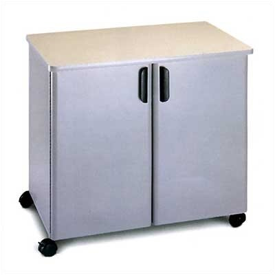 "Mayline Group 30"" Mobile Utility Cabinet"