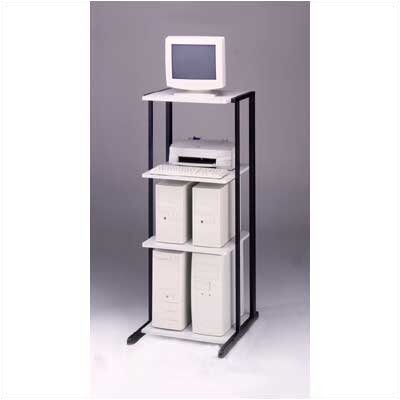 "Mayline Group NetStart LAN Support Stations: 24"" W Server Station"
