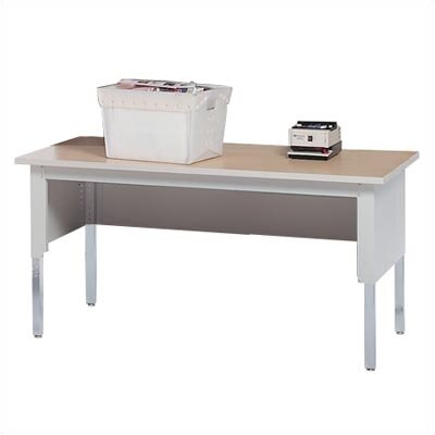 "Mayline Group Mailflow-To-Go: 60"" W Work Table"