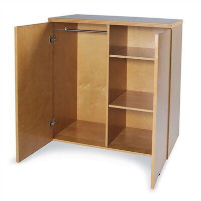 Mayline Group Luminary Wardrobe Unit