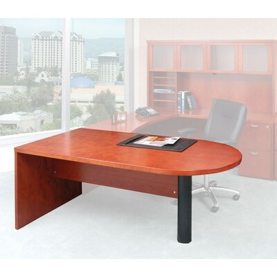 "Mayline Group Mira 72"" Peninsula Table"