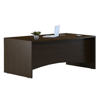 Mayline Group Brighton Rectangular Desk