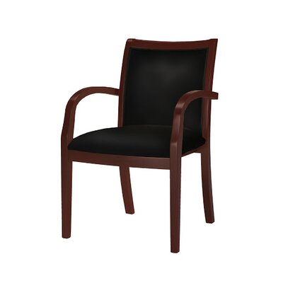 Mayline Group Corsica Wood Guest Chair 7 (Set of Two)