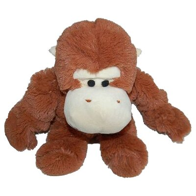 Best Pet Supplies Bungee Monkey Plush Dog Toy
