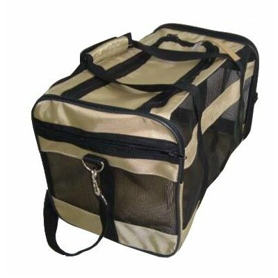 Oxford Duffel Pet Carrier
