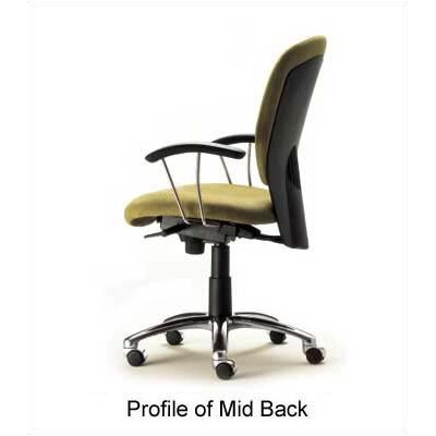 Source Seating Height Adjustable Drafting Stool with Low Back