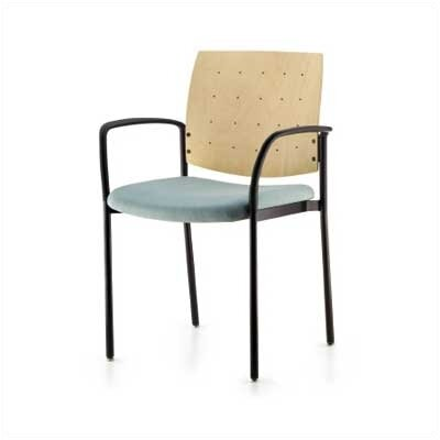 Source Seating Cache Out Stacking Chair (Finished Wood)