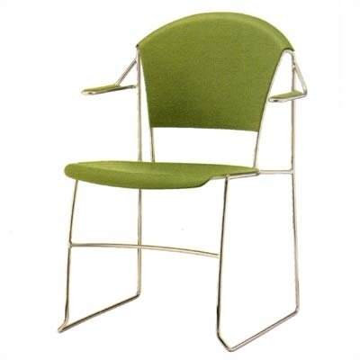 Source Seating Forma Stacking Chair with Arms