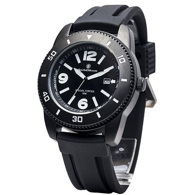 Paratrooper Men's Round Face Watch