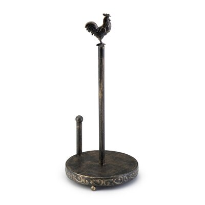 Paula Deen Paper Towel Holder in Antique Bronze
