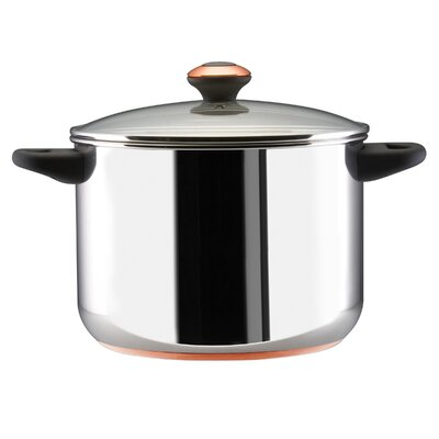 Paula Deen Stainless Steel 8-qt. Stock Pot