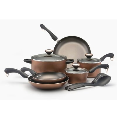 Signature AAP 11 Piece Cookware Set in Copper