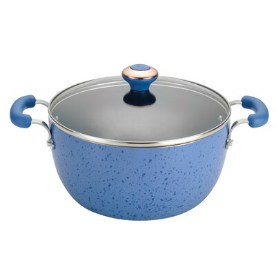 Paula Deen 5.5--qt. Soup Pot with Lid