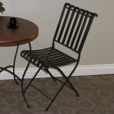Metal Folding Side Chair