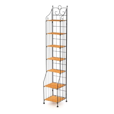 4D Concepts Entertainment Multimedia Stand Storage Rack