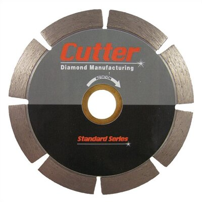 Cutter Diamond 4&quot; - 10&quot; Small Diameter Segmented Diamond Blade for General Purposes