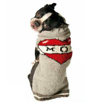 Chilly Dog Tattooed Mom Dog Sweater
