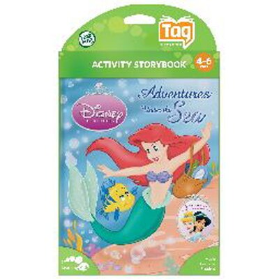 LeapFrog Disney Princess Adventures Under