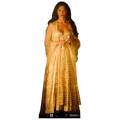 Advanced Graphics The Legend of Zorro - Elena in Negligee Life-Size Cardboard Stand-Up