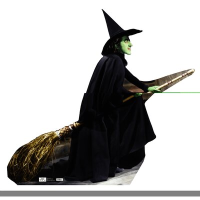 Advanced Graphics The Wizard of Oz - Wicked Witch Life-Size Cardboard Stand-Up